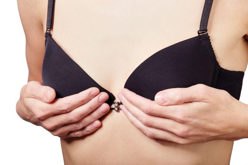 Как сделать маленькую грудь достоинством
