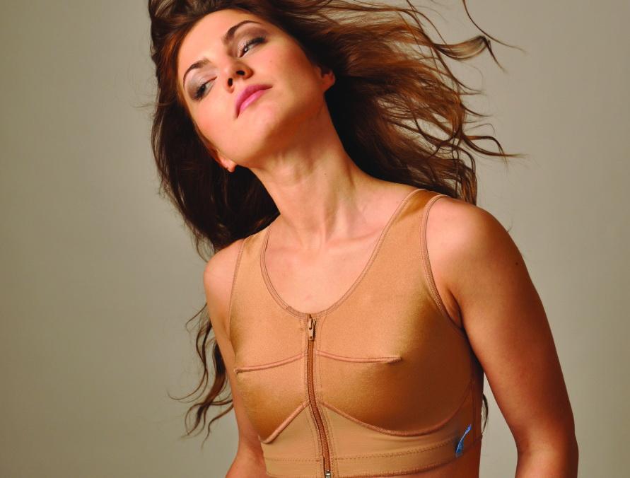 Как увеличить грудь без операции.методика